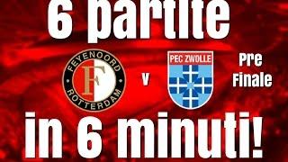 """FIFA 17 [CARRIERA ALLENATORE] """"6 PARTITE IN 6 MINUTI!"""" ep.12"""
