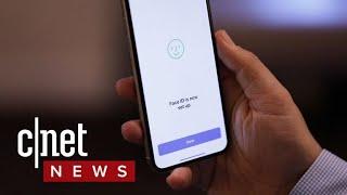Face ID flaw: Kid unlocks mom's iPhone X (CNET News)