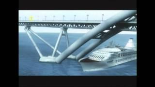 Puente Oresund - Suecia-Dinamarca - Documental - PARTE 1 DE 4