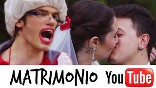 IL PRIMO MATRIMONIO DI YOUTUBE ITALIA - MAMMA SATANA INTERROMPE LE NOZZE? - iPantellas