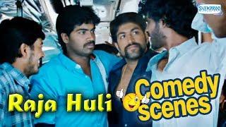 Raja Huli   Kannada Comedy Scene - 6