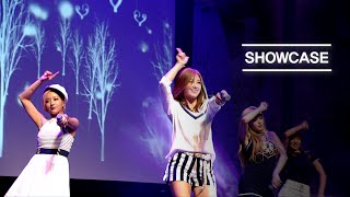 [MelOn Premiere Showcase] Part 1: Apink(에이핑크) _ A Wonderful Love(신기하죠) & LUV & Mr. Chu [SUB]