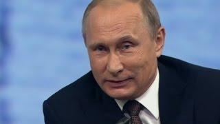 On GPS: Putin on Trump