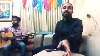 Aafaq Azher and Wajahat Azher jamming session