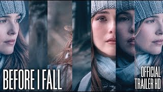 Before I Fall - OFFICIAL TRAILER HD