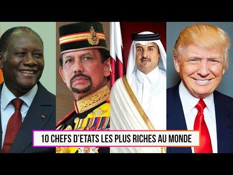 Xxx Mp4 10 Chefs D39Etats Les Plus Riches Au Monde 3gp Sex
