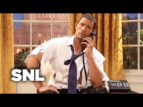 The Rock Obama GOP Senators SNL