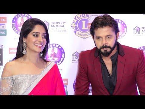 Bigg Boss 12 Winner Dipika Kakar Interview With Sreesanth At Lions Gold Awards 2019