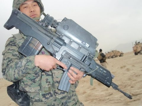 Republic of Korea ROK Army K2
