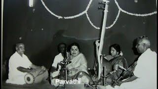 ML Vasanthakumari-Idathu Padam Thooki-Khamas-Adi-Papanasam Sivan