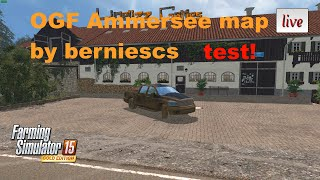 OGF AMMERSEE MAP / BernieSCS. test. stream. Linelizz Games