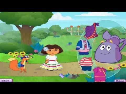 Dora the explorer World Adventure