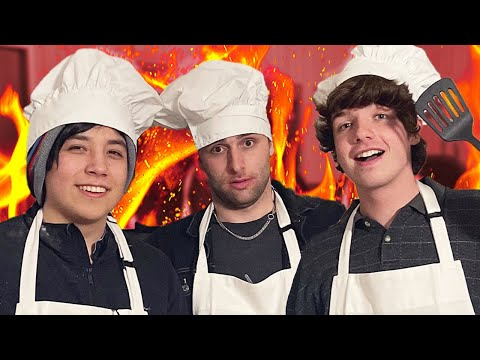 I Hosted The Worst Cooking Competition Ever
