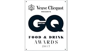 Inside the GQ and Veuve Clicquot Food and Drink Awards 2017