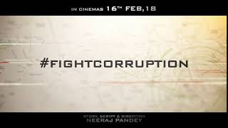 Fight Corruption With Aiyaary   Naseeruddin Shah   Aiyaary   Releases 16th Feb 2018