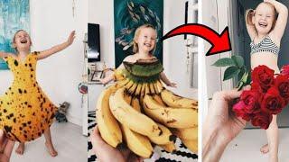 أرادت الام ان تصنع فساتين سهرة لطفلتها .. و لكن كانت المفاجأة!!! شاهد هذا الفيديو الآن