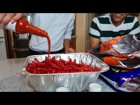 Xxx Mp4 HOT CHEETOS AND TAKIS CHALLENGE LOSER DRINKS TAPATIO 3gp Sex