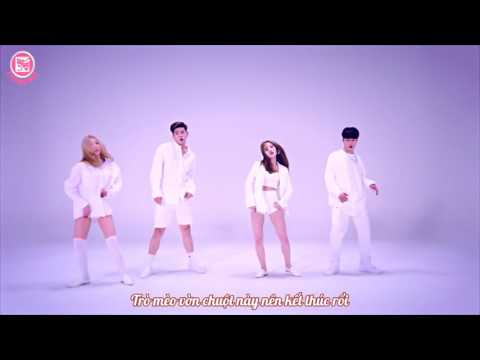 [STEPMOTHERTEAM] [Vietsub] K.A.R.D - Don't Recall Choreography Video