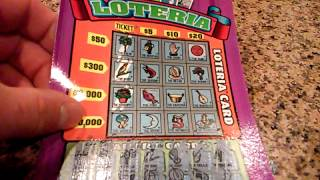 Compre 4 Raspadito de Lotería | Daikhlo