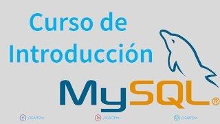 Curso de MySQL - Crear Tablas