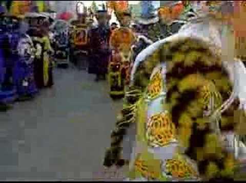 Carnaval Juchitepec 2008