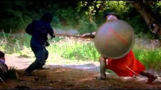 Spartan vs Ninja Deadliest Warrior