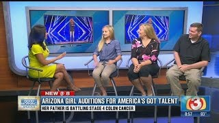 Meet Florence, Ariz. 13-year-old featured on America's Got Talent