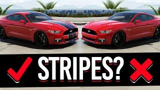Should I put STRIPES on my Mustang?!