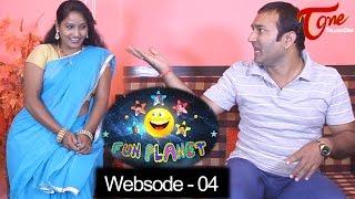 FUN PLANET | Telugu Comedy Web Series | Websode 4 | by Krishna Murthy Vanjari | #FunnyVideos
