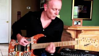 """Phil Collen Plays """"White Lightning"""" Solo for """"Adrenalize"""" 20th"""