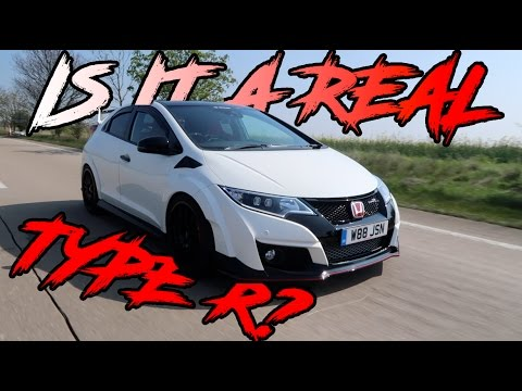 IS THE FK2 CIVIC A REAL TYPE R?