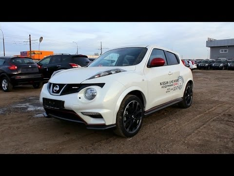 2013 Nissan Juke Nismo. Start Up Engine and In Depth Tour.