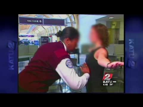 ★NEW REALITY★ Very Young Boy (Child) Strip Searched By TSA