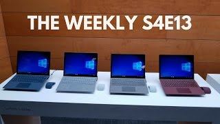 Surface Laptop, Windows 10S, HTC U11, OnePlus 5: The Weekly S4E13