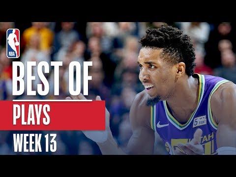 NBA s Best Plays Week 13