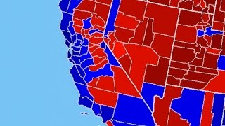 California Created Single-Party General Elections And Now They're More Competitive Than Ever.