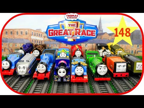 Xxx Mp4 THOMAS AND FRIENDS The Great Race 148 TRACKMASTER ASHIMA Thomas Friends Toys Trains Kids 3gp Sex