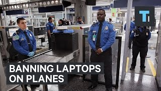 Banning laptops from plane cabins could make flying more dangerous