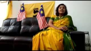 Bersih 5.0 talk about makkal sakti in tamil