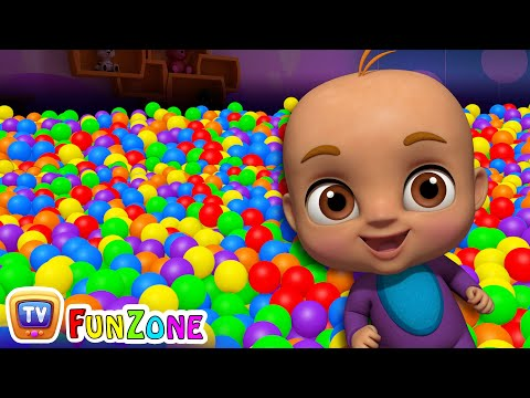Xxx Mp4 Johny Johny Yes Papa Ball Pit Show Family Song 3D Nursery Rhymes Kids Songs For Babies 3gp Sex