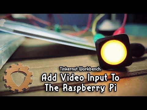 Xxx Mp4 ⚙ Add Video Input To The Raspberry Pi Tinkernut Workbench 3gp Sex