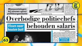Nieuwsflits 22 December 2011 - Dronken vrouw tussen perron en trein
