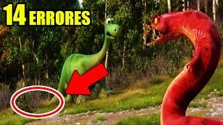 14 Errores Ocultos Que No Notaste En Un Gran Dinosaurio
