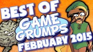 BEST OF Game Grumps - Feb. 2015