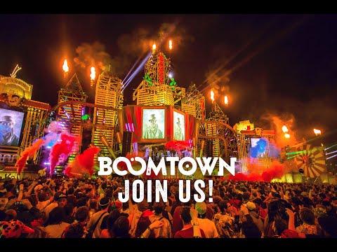 BoomTown Fair 2016 - Official Trailer