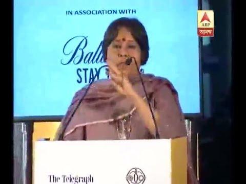 Barkha Dutt's speech at The Telegraph National Debate 2016