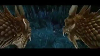 Godzilla Mothera King Ghidorah: GMK Giant Monsters All-Out Attack: Fan Made Trailer (kyle gilmore)