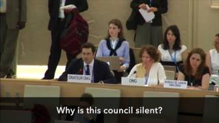 Remove Saudi Arabia, China, Venezuela, Cuba from the U.N. Human Rights Council