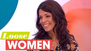 Jenny Powell Romantically Met Her Fiancée at a Train Station | Loose Women