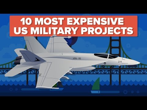 Top 10 Most Expensive United States Military Projects